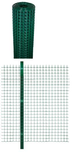 Сетка рулон со столбом